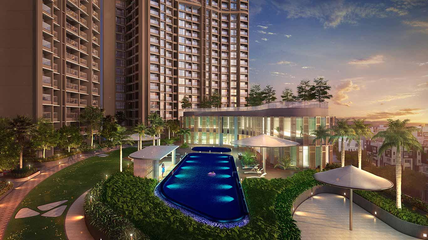 Runwal Elegante Luxury Residential Apartments In Andheri